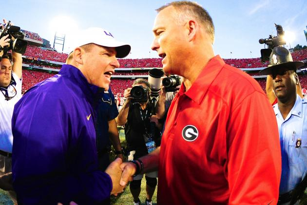 Why SEC Bluebloods Should Be Wary of College Football Playoff