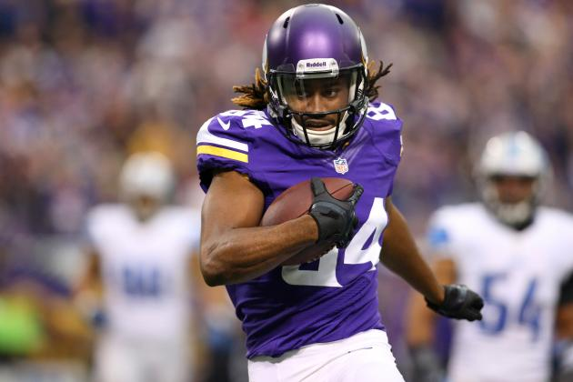 Fantasy Football 2014: 2nd-Year Players Set for Breakout Seasons