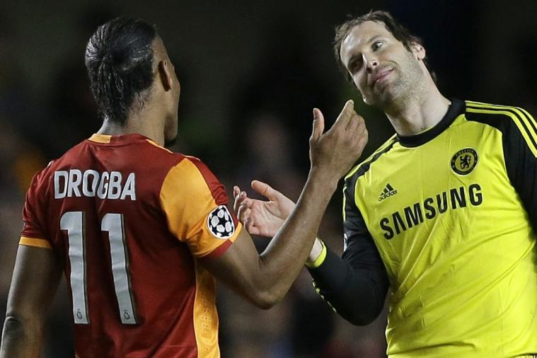 UK Back Pages: Petr Cech No 2nd Choice, Drogba, Gerrard Deals in the Headlines
