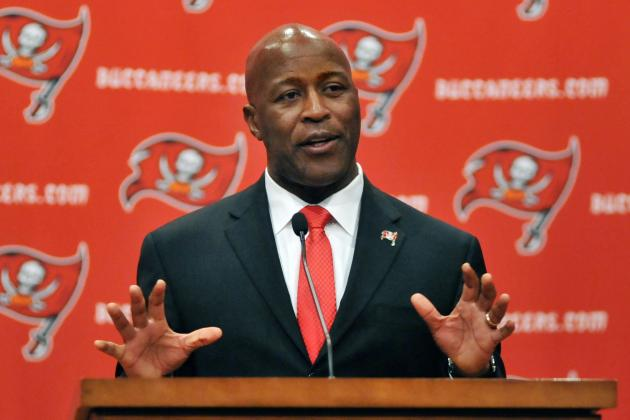 Bucs Training Camp: Highlights from Lovie Smith's Opening Press Conference