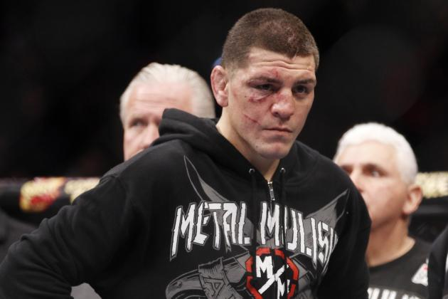 Nick Diaz Comes out of Retirement to Sign 3-Fight Contract with UFC