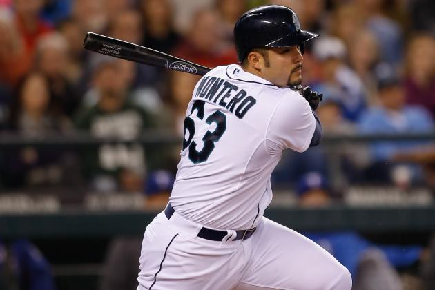 Jesus Montero Talks About His New Batting Stance
