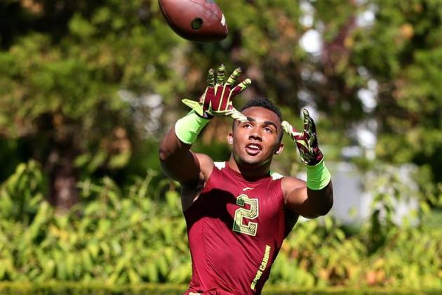 Meet Every Elite 11 Quarterback's Favorite WR, Christian Kirk