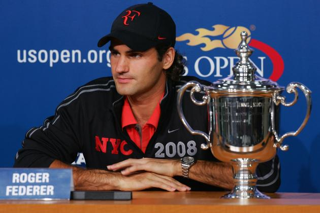 Why Roger Federer's 5 Consecutive US Open Titles Is an Unbreakable Record