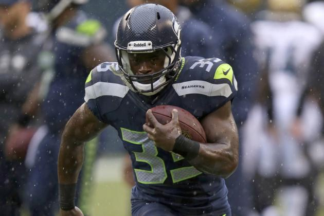Christine Michael Becomes Valuable Fantasy Commodity with Marshawn Lynch Holdout
