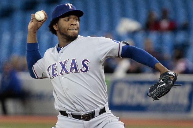 Rangers Give Feliz Opportunity to Be Closer