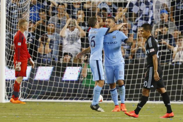 AC Milan vs Manchester City: Predicting City's XI at International Champions Cup