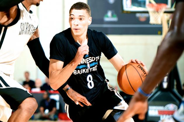 NBA Draft Expert's Notebook: How Zach LaVine Can Live Up to Enormous Potential