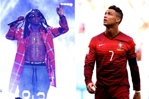 Lil Wayne Reportedly Starting Sports Agency with Cristiano Ronaldo as 1st Client