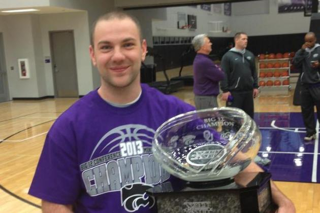 Kansas State Basketball: How Dustin Yoder Endured to Make It on D1 Coach Staff
