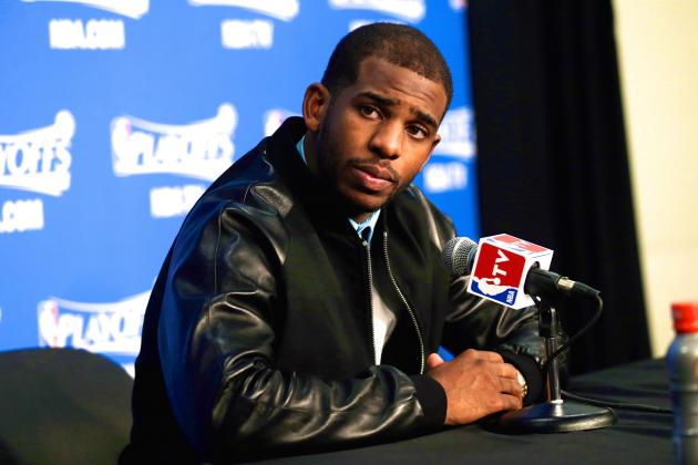 Chris Paul Considering Sitting Out If Donald Sterling Remains Clippers Owner