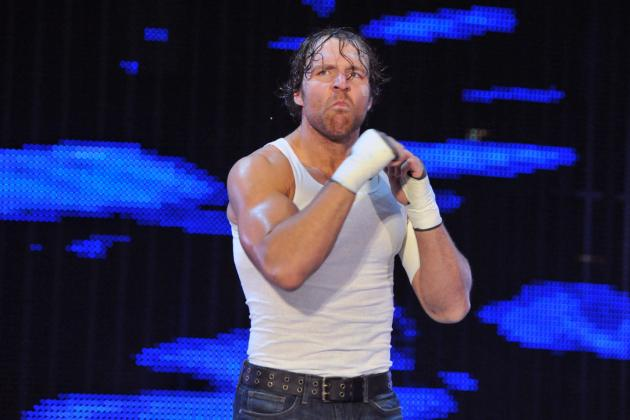 Dean Ambrose Will Become WWE's Next Great Antihero