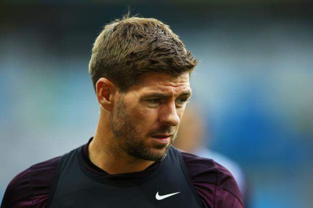 Steven Gerrard Contract: Latest News and Rumours on Negotiations with Liverpool