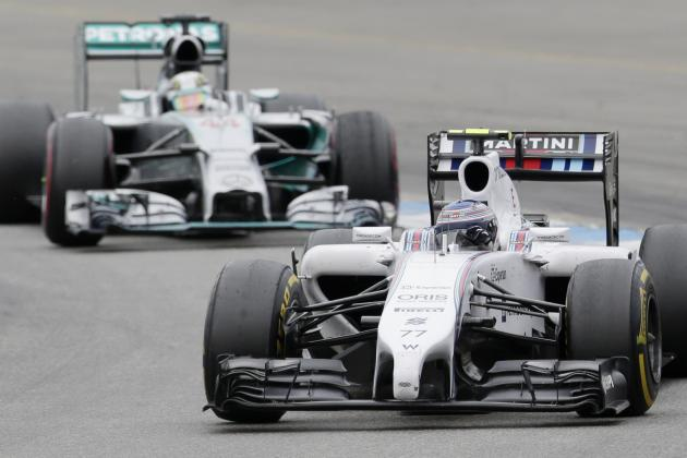 Hungarian F1 Grand Prix 2014: Start Time, Lineup, TV Schedule and More