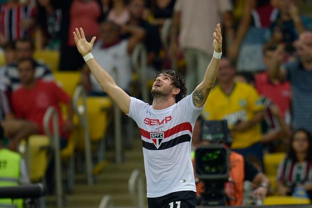 Alexandre Pato: Where Did Brazil Striker's Career Take a Wrong Turn?