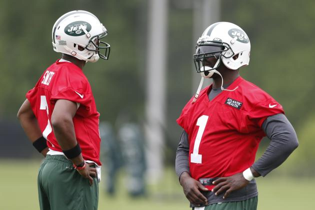 Why Geno Smith vs. Michael Vick Is 2014's Most Important Training Camp Battle
