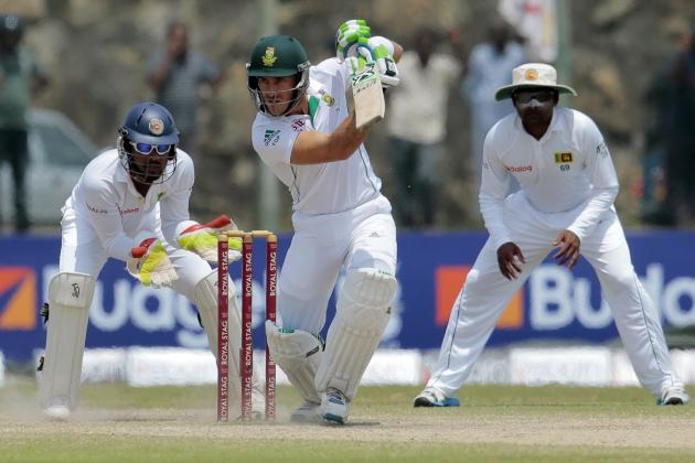 Sri Lanka vs. South Africa, 2nd Test Day 2: Highlights, Scorecard and Report