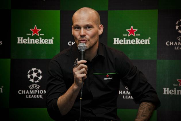Former Arsenal Star Freddie Ljungberg Comes out of Retirement to Play in India