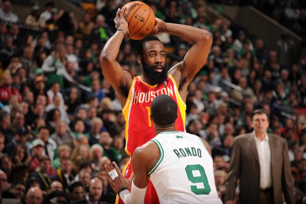 Houston Rockets Trading for Rajon Rondo Is Just a Pipe Dream