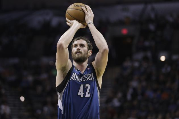 NBA Trade Rumors: Latest Buzz Surrounding Kevin Love Sweepstakes