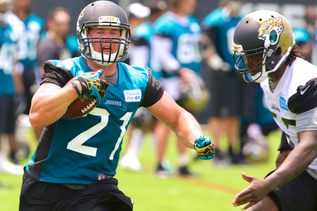 Toby Gerhart's Speed Will Surprise the NFL—as Will the Jaguars, Eventually