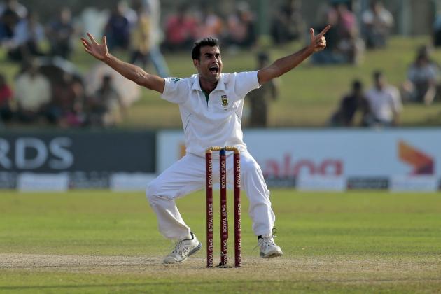 Sri Lanka's Spin Expertise Shows Up Imran Tahir