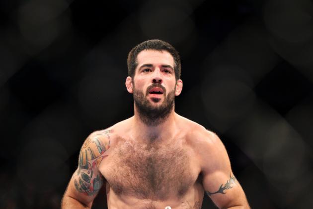 Matt Brown Makes Insensitive Remarks During UFC on Fox 12 Media Scrum