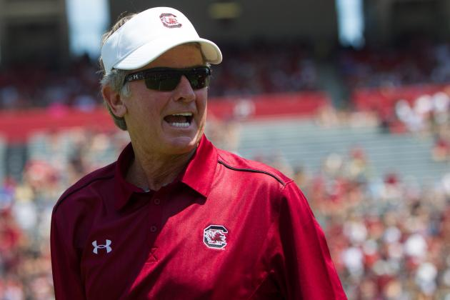 SEC Extra Points with Barrett Sallee: SEC Network, Steve Spurrier Hype and More