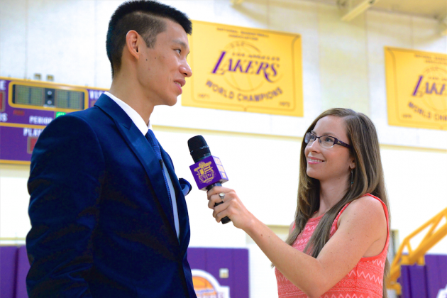Unburdened by Expectations and Pressure, Can Jeremy Lin Bring Linsanity to LA?