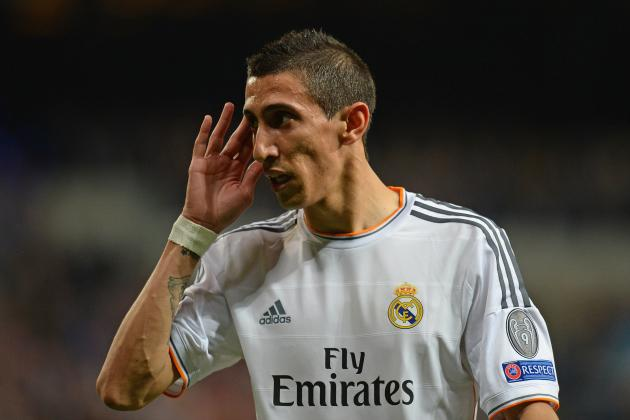 Real Madrid Transfer News: Carlo Ancelotti Defiant Amid Angel Di Maria Rumours