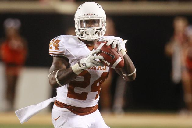 Joe Bergeron Reportedly Dismissed from Texas Football Team for Rule Violations