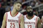Chandler Parsons Sounds Off on Harden