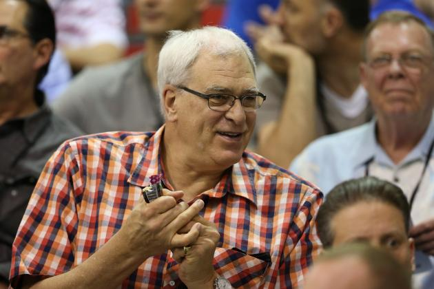 Why Phil Jackson's Old Players Don't Make Sense for NY Knicks' Future