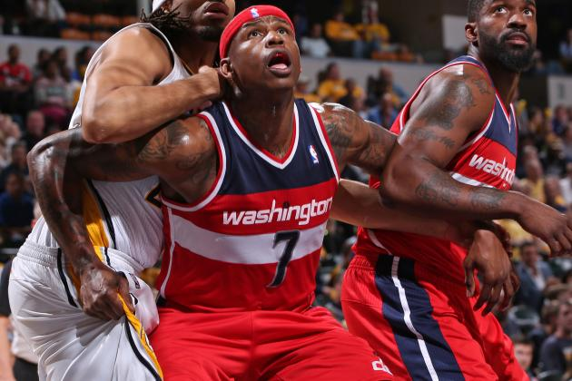 Report: Wizards Want to Bring Harrington Back