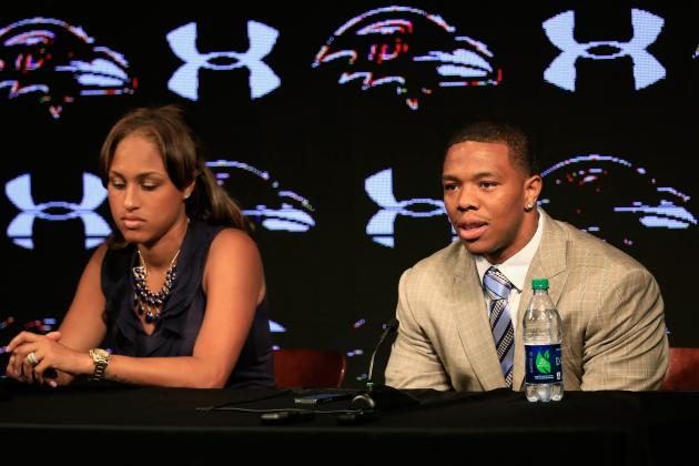Twitter Reacts as Ray Rice Receives 2-Game Suspension from NFL