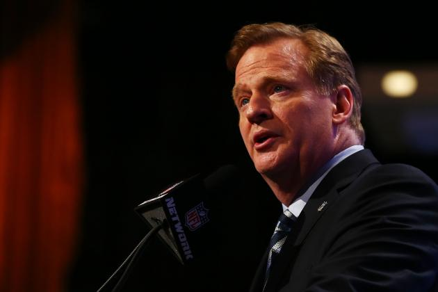 Why It Could Take Time Before Roger Goodell, NFL Take Domestic Abuse Seriously