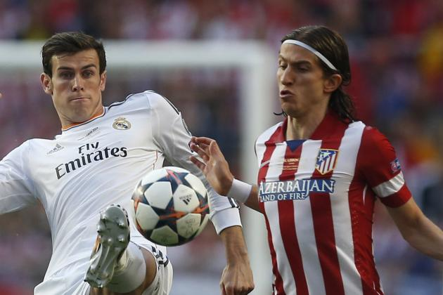 Chelsea: How Filipe Luis Arrival Might Affect Look of the Preferred Back Line
