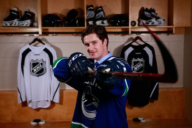 Botchford: Jared McCann Brings Edge and Attitude to Canucks
