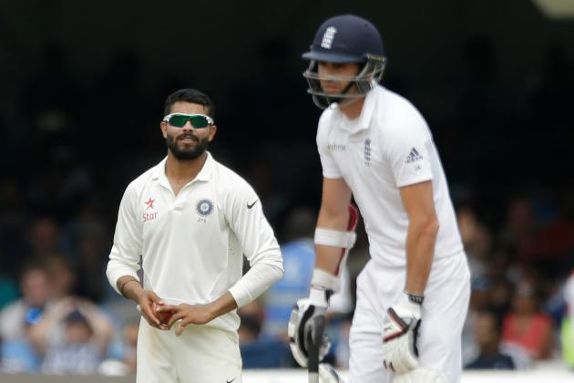 Ravindra Jadeja Being Found Guilty Is Bad News for James Anderson and the Series