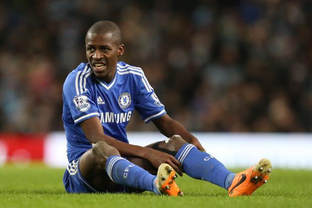 Will Chelsea's New-Look Midfield Be the End for Ramires as a First-Team Regular?