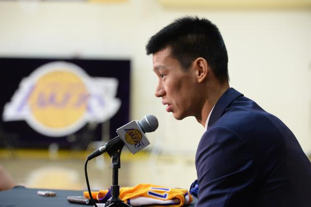 Jeremy Lin Finally in Perfect Locale to Succeed with Los Angeles Lakers