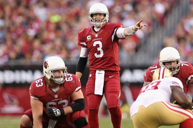 Carson Palmer: Arizona Cardinals Need to Run the Football to Win...