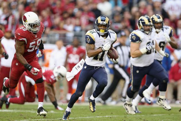 Fantasy Football 2014: Making the Case for Tavon Austin