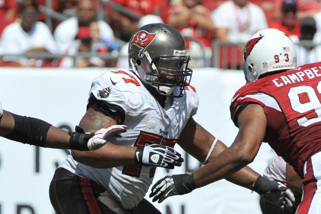 Carl Nicks, Bucs Part Ways with Settlement