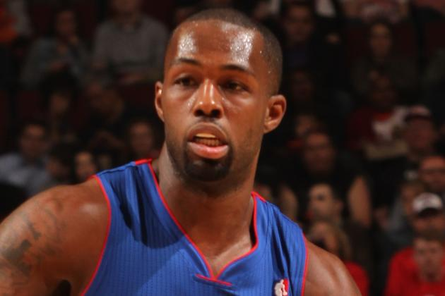 Rodney Stuckey: By the Numbers