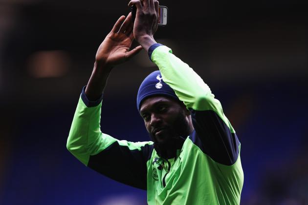 Why Emmanuel Adebayor Will Thrive Under Mauricio Pochettino