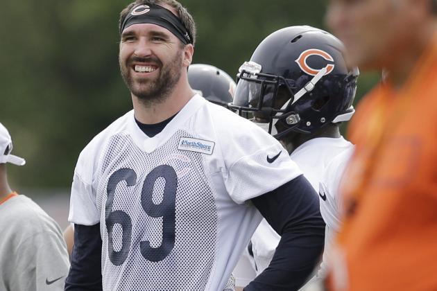 Jared Allen a Catalyst on Day 1