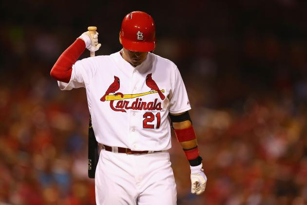 Matheny Sees Craig Finding Swing