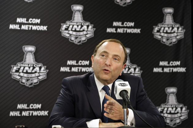 NHL Releases Report Warning Future of Hockey in Jeopardy Due to Climate Change
