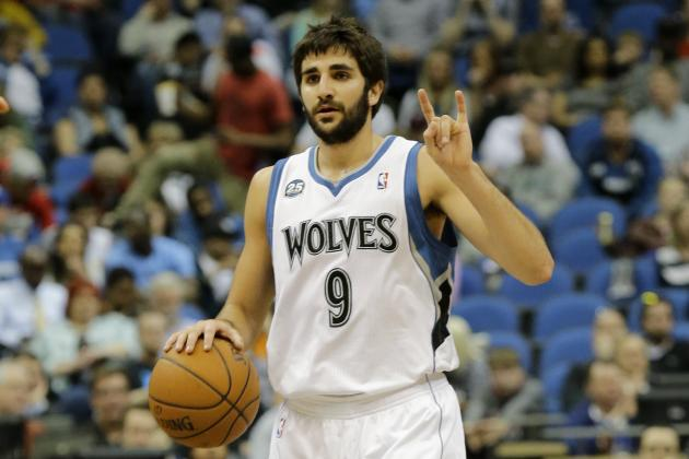 Why the Minnesota Timberwolves Should Give Ricky Rubio Near-Max Deal
